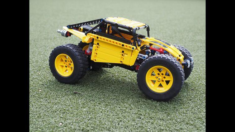 RC Baja buggy V.2