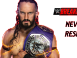 BREAKING NEWS: Neville Resigns With WWE