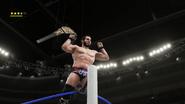 New UK Champion Johnny Gargano