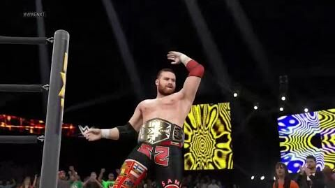 "-WWE2K15_Universe_Mode_-_-NXT_-_Episode_6_-_""Bitter_Enemies_Clash"""