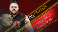 United States Championship (Kevin Owens) RAW