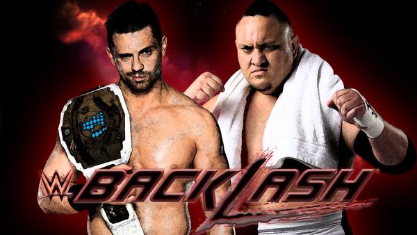 The Miz vs. Samoa Joe (Backlash 2017)