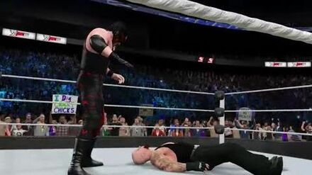 """-WWE2K15_Universe_Mode_-_Smackdown!_-_Episode_15_-_""""The_Future_is_NOW!"""""""