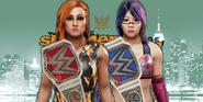 Undisputed Women's Championship (Summerslam Year IV)