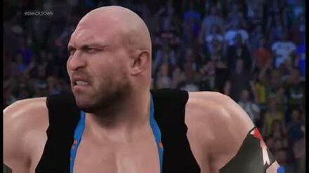 "-WWE2K15_Universe_Mode_-_Smackdown!_-_Episode_29_-_""FEED_ME_RAW"""