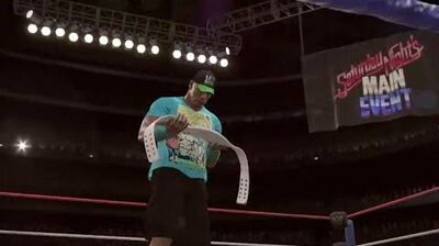 "-WWE2K15_Universe_Mode_-_SNME_-_Episode_6_-_""The_Iron_Man"""