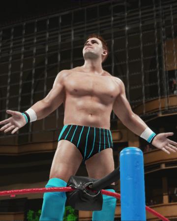 Cole Quinn (MyCareer EP.2) - WWE 2K19 (1)