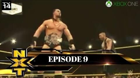 """-WWE2K16_Universe_Mode_-_NXT_-_Episode_12_-_""""DISHONOR_BEFORE_HONOR?"""""""