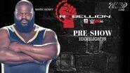 WWE 2K16 Universe Mode WWE Rebellion 2016 ( 17) Pre-Show Highlights