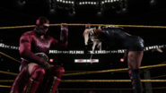 GauntletMatch (21) - King of the Ring (2017)