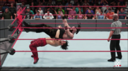 Fatal-4-Way Elimination Match (RAW Ep.1)