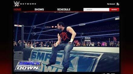 "-WWE2K16_Universe_Mode-_Smackdown!_-_EP.39_-_""The_Asylums'_Takeover"""
