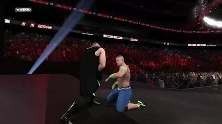 """Ep.92)_-_RAW_-_""""Fight_Cena_Fight?""""_-_-WWE2K15"""