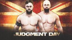 WWE 2K19 Universe Mode Judgment Day Promo Finn Balor vs. Karl Anderson