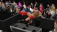 The Rock defeats Batista at Money in the Bank (WWE 2K16 Universe Mode)