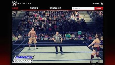 """-WWE2K16_Universe_Mode-_Smackdown!_-_EP.40_-_""""THE_REMATCH"""""""