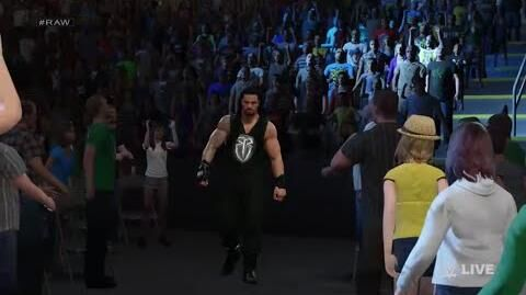 """-UniverseMode_(Episode_46)_-_RAW_-_""""A_New_Challenger_Named""""_-_-WWE2K15"""