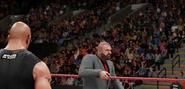Rock-Triple H (RAW Ep.7) (1)