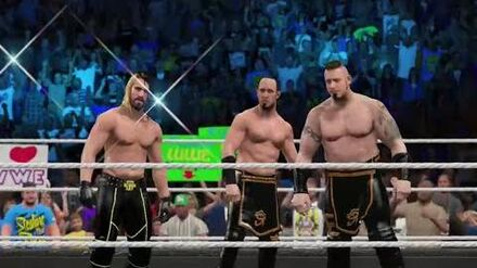 """-WWE2K15_Universe_Mode_-_Smackdown!_-_Episode_14_-_""""The_New_Face_of_Rated-R?"""""""