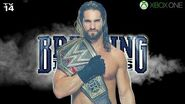 Seth Rollins puts his WWE World Title on the line at WWE Bragging Rights