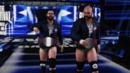 RAWTagTeamTitles (14) - King of the Ring (2017)