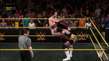 C.Young vs. Roderick Strong NXT EP.1