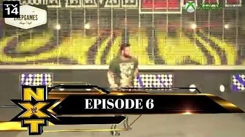 """-WWE2K16_Universe_Mode_-_NXT_-_Episode_11_-_""""ROAD_TO_HONOR_BEGINS"""""""