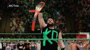Kevin Owens retains Intercontinental Title at MITB (WWE 2K16 Universe Mode)