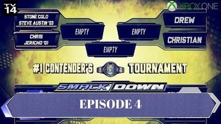 "-WWE2K16_Universe_Mode_-_Smackdown!_-_Episode_33_-_""NEW_CHALLENGER"""