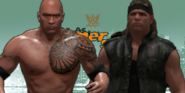 The Rock vs. Shawn Michaels (Summerslam Year IV)