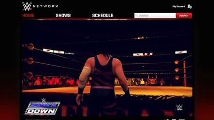 """-WWE2K16_Universe_Mode-_Smackdown!_-_EP.43_-_""""SPOILING_FOR_A_FIGHT"""""""