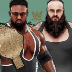 Big E Langston vs. Braun Strowman (Summerslam Year IV)