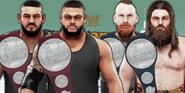 Undisputed Tag Team Championship (Summerslam Year IV)