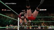 Randy Orton is victorious at Money in the Bank (WWE 2K16 Universe Mode)