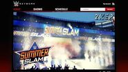 WWE 2K17 Universe Mode WWE Summerslam 2016 ( 22)