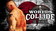 Brock Lesnar returns at WWE World's Collide Invasion (Official Universe Mode Promo)