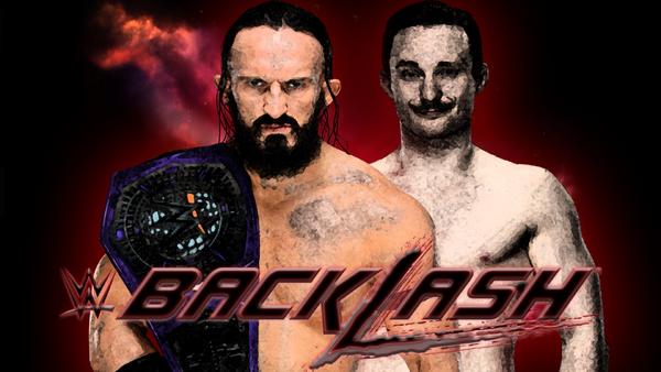 Neville vs. Jack Gallagher (Backlash 2017)