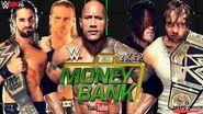 WWE 2K16 Universe Mode WWE Money in the Bank 2016 ( 18)