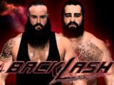 Braun Strowman vs. Rusev (Backlash 2017)