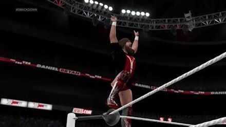 """-WWE2K15_Universe_Mode_-_Smackdown!_-_Episode_13_-_""""YES!_YES!_YES!"""""""