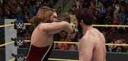 Kick-Off Tag (1) - King of the Ring (2017)