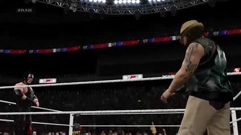 """-WWE2K15_-_-UniverseMode_(Episode_42)_-_RAW_-_""""Big_Red_Rematch"""""""