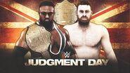 WWE 2K19 Universe Mode Judgment Day Promo Big E Langston vs