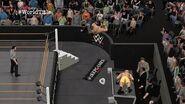 Seth Rollins battled Brock Lesnar for the WWE World Title WWE 2K16 Universe Mode Highlights