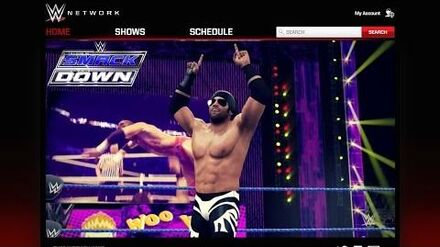 """-WWE2K16_Universe_Mode-_Smackdown!_-_EP.44_-_""""CONSEQUENCES"""""""