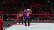 Lesnar attacks Nakamura (RAW Ep.1)