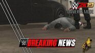 WWE 2K19 Universe Mode - Exclusive - Shane McMahon Medical Update