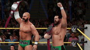 RAWTagTeamTitles (20) - King of the Ring (2017)