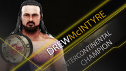 Intercontinental Championship (Drew McIntyre) (1)