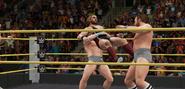 Kick-Off Tag (3) - King of the Ring (2017)